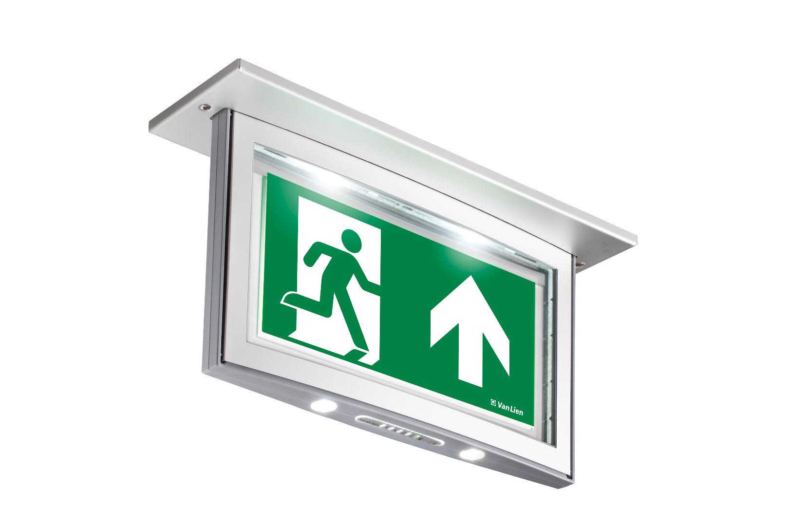 Aansluiten en onderhoud noodverlichting - Safety 2 B.V.